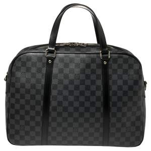 Louis Vuitton Damier Graphite Canvas Jorn Bag