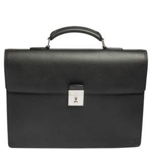Louis Vuitton Ardoise Taiga Leather Neo Robusto 1 Briefcase