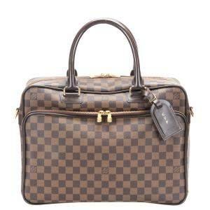 Louis Vuitton Damier Ebene Canvas Icare Briefcase Bag