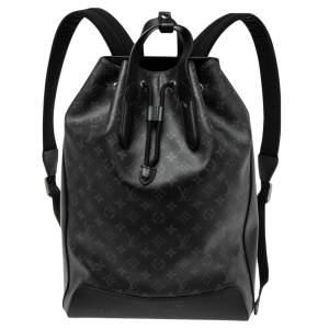 Louis Vuitton Monogram Eclipse Canvas Explorer Backpack