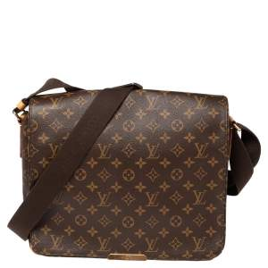 Louis Vuitton Monogram Canvas Abbesses Messenger Bag