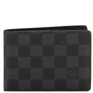 Louis Vuitton Damier Graphite Canvas Multiple Wallet
