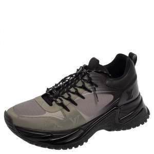 حذاء رياضى لوى فيتون ران أواى بلس شبك وجلد متعدد الألوان مقاس 44