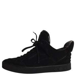 Kanye West x Louis Vuitton Don Black Sneakers Size US 7