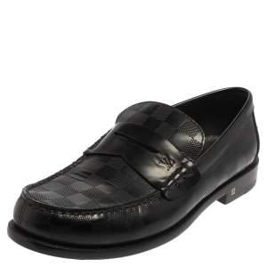 حذاء لوفرز لوي فيتون سانتياغو دامييه أسود مقاس 41
