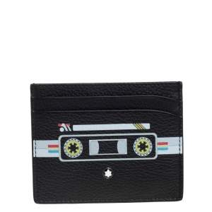 Montblanc Leather Meisterstück Mix Tapes Card Holder