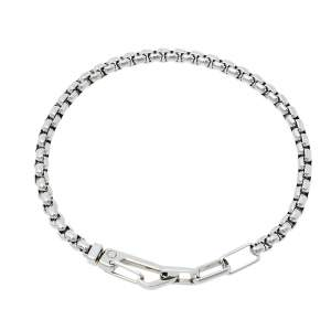 Montblanc Stainless Steel Carabiner Clasp Bracelet