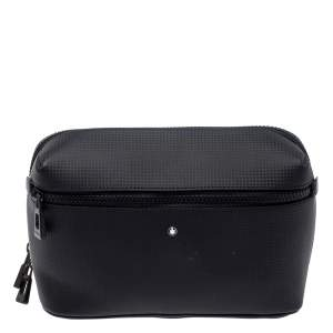 Montblanc Black Leather Extreme 2.0 Clutch