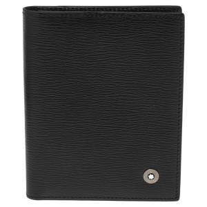Montblanc Black Leather Card Holder