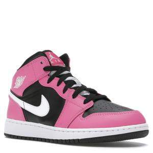 Nike Jordan 1 Mid Pinksicle Sneakers Size 38.5