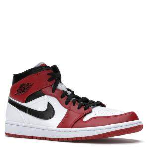 Nike Jordan 1 Mid Chicago 2020 Size 46