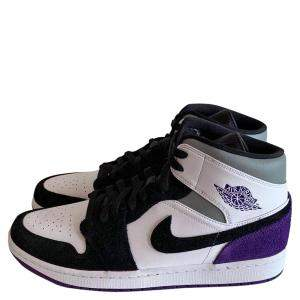 Nike Jordan 1 Mid Union Purple Size 46