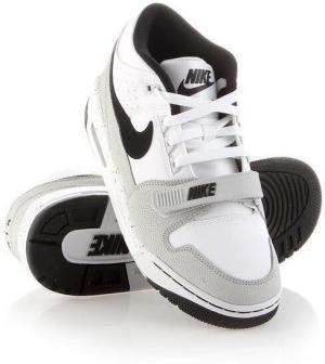 Nike White/Black Air Alphalution Sneakers Size EU 41