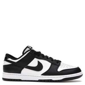 Nike Dunk Low White/Black Sneakers US 12 EU 46