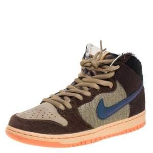 Concepts x Nike SB Dunk High TurDUNKen Sneakers Size 41