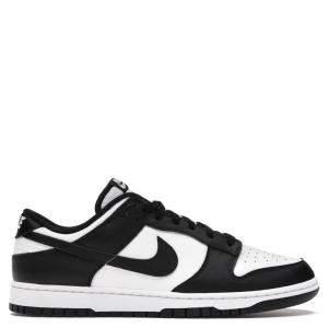 Nike Dunk Low White/Black US Size 10 EU Size 44