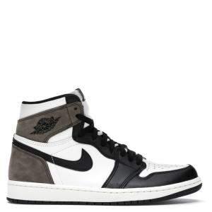 Nike Jordan 1 Retro High Dark Mocha Sneaker Size EU 42 US  8.5