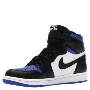 Nike  Jordan 1 High Royal Toe Sneakers Size EU 44 US 10