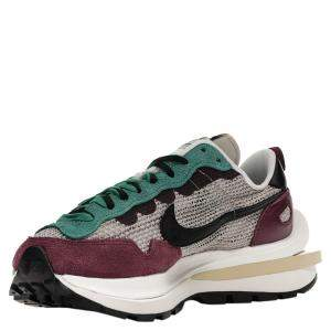 Nike Vaporwaffle Sacai Villain Red/Neptune Green Sneaker EU 42 US 8.5