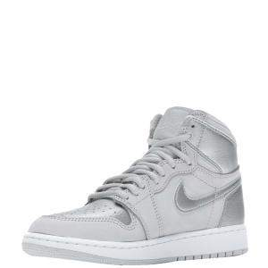 Nike Jordan 1 Retro High CO Japan Neutral Grey Sneakers Size US 5.5Y (EU 38)