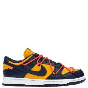 Nike Off-White Dunk Michigan Sneakers Size (US 8.5) EU 42