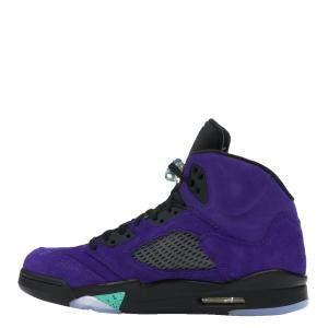 Nike Jordan 5 Retro Alternate Grape Sneakers Size EU 42.5 (US 9)