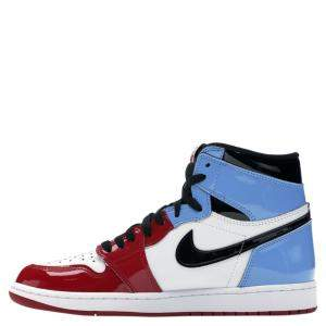 Nike  Jordan 1 Retro High Fearless UNC Chicago Sneakers Size EU 40.5 (US 7.5)
