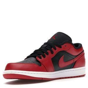 Nike Jordan 1 Low Reverse Bred Sneakers Size EU 38 (US 5.5Y)