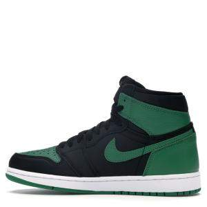Nike Jordan 1 Pine Green 2.0 Sneakers Size EU 42 (US 8.5)