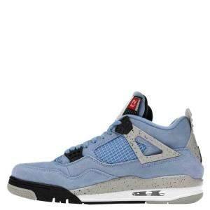 حذاء رياضي نايك جوردان 4 يونيفرستي أزرق مقاس أمريكي 12 - مقاس أوروبي 46