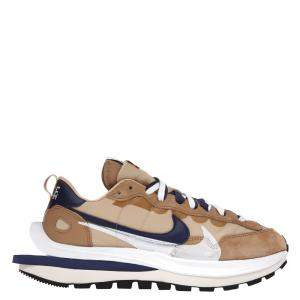 Nike Sacai Vaporwaffle Sesame Blue Void Sneakers Size US 9 (EU 42.5)