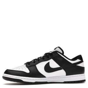 Nike Dunk Low White Black Sneakers Size US 10 (EU 44)