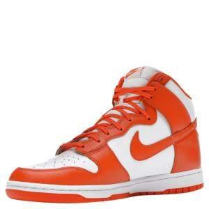 Nike Dunk High Syracuse Sneakers Size US 9.5 (EU 43)
