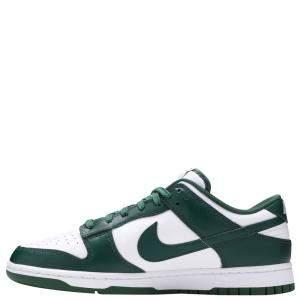 Nike Dunk Low Michigan State Sneakers Size US 8 (EU 41)