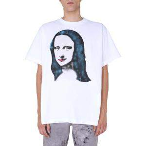 Off-White White Monalisa S/S T-Shirt Size XS