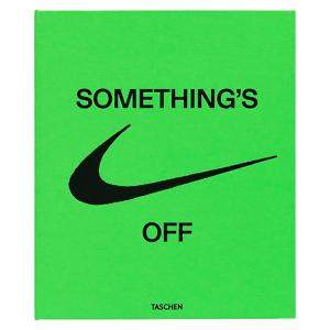 Off-White Virgil Abloh x Nike ICONS Something's Offs Book