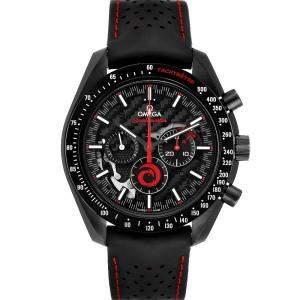 ساعة يد رجالية أوميغا سبيدماستر داركسيد أوف ذا مون 311.92.44.30.01.002 سيراميك سوداء 44 مم