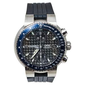ساعة يد رجالية اورس ويليامز أف1 تيم إصدار محدود 0453/2000 مطاط تيتانيوم كاربون فايبر 44 مم