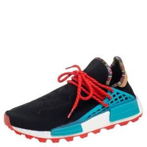 Adidas x Pharell Williams Black Primeknit Human Body NMD Size 40.5