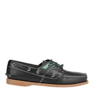 حذاء برادا بوات جلد أسود مقاس أوروبي 40 مقاس أنغليزي 6