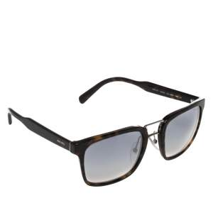 نظارة شمسية برادا ترتواز SPR 14Tبني مربعة