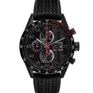 Tag Heuer Titanium Carrera Monaco Grand Prix Special Edition CAR2A83 Men's Wristwatch 43 MM