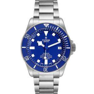 Tudor Blue Pelagos Automatic 25600 Men's Wristwatch 42 MM