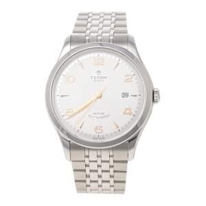 ساعة يد رجالي تودر 1926 M91650-0001 ستانلس ستيل فضية 41 مم