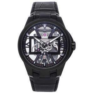 Ulysse Nardin Black Pvd Coated Titanium Executive Skeleton X 3713-260/BLACK Men's Wristwatch 42 MM