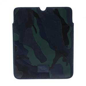 Valentino Camo Leather iPad 2 Case Holder