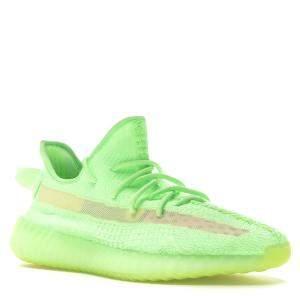 Adidas Yeezy 350 Glow in the Dark Sneakers Size 46