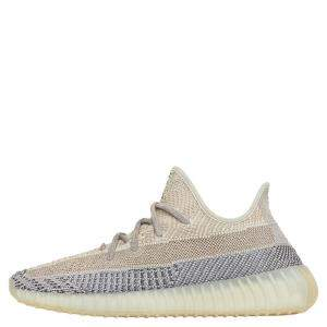 Adidas x Yeezy Boost 350 V2 Ash Pearl Sneakers Size EU 48 (US 13)