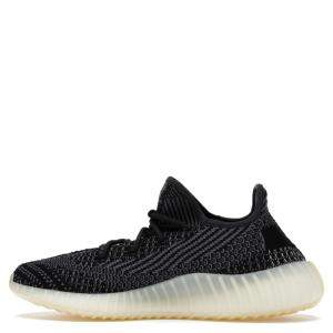 Adidas Yeezy Boost 350 V2 Carbon Sneakers Size US 11 (EU 45 1/3)