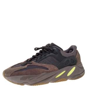 Yeezy x Adidas Multicolor Mix Media Boost 700 Mauve Sneakers Size 45.5
